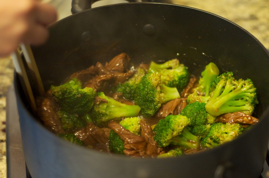 Beef and Broccoli 2