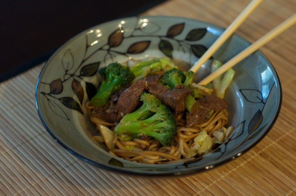 Beef and Broccoli 5