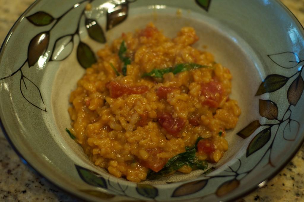 Tomato Rissoto 1