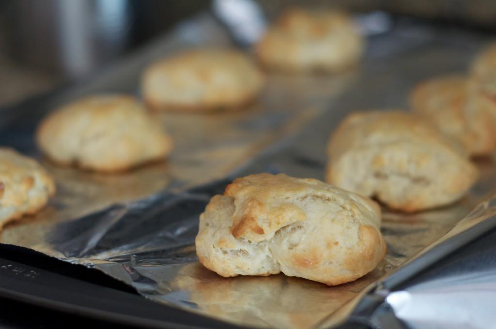 Honey Glazed Biscuits 2