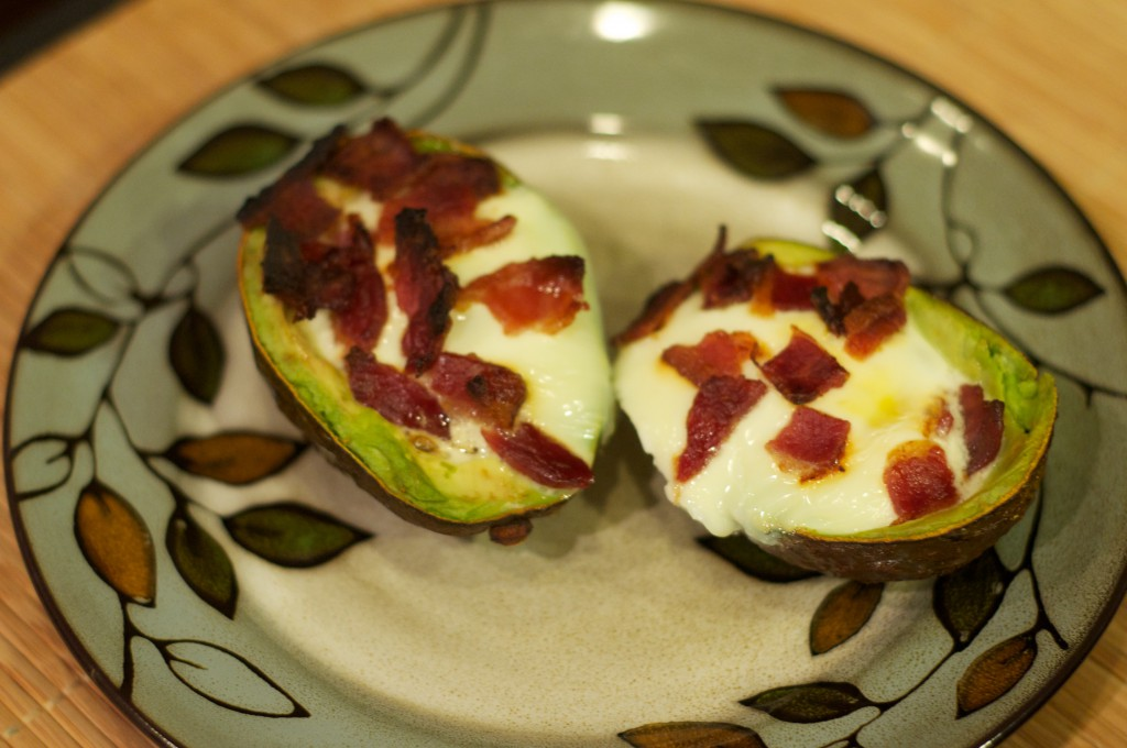 Bacon Egg Avacado 2