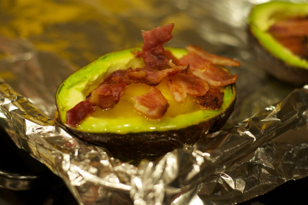 Bacon Egg Avacado 3