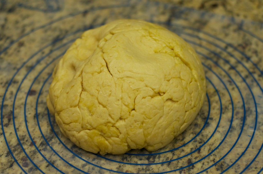 Challah in the Making 6