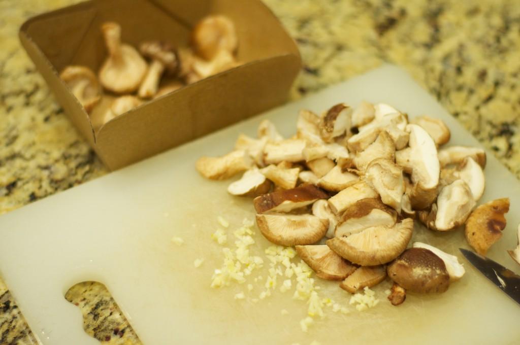 Mushroom Quinotto 1