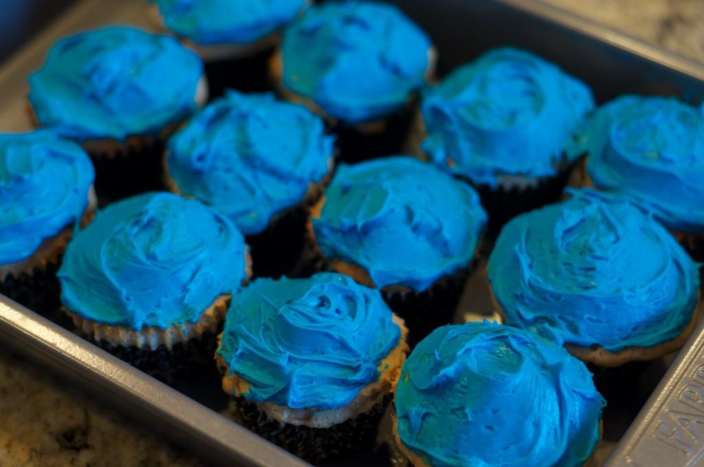 Snickerdoodle Cupcakes 2