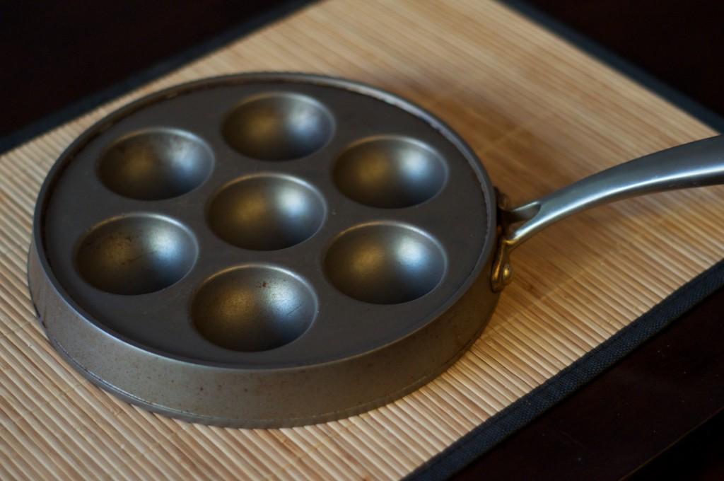 Aebleskiver Pan