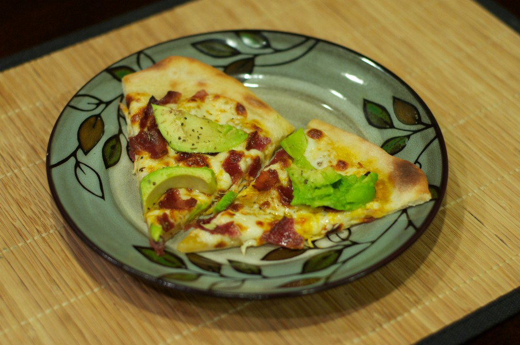 Baconcado Pizza 2