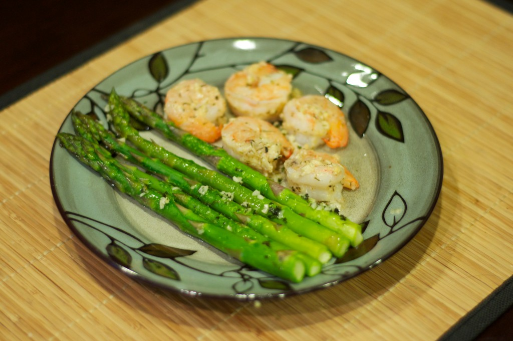 Garlic Parma Shrimp 2