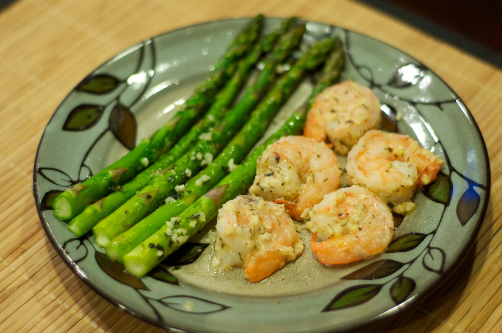 Garlic Parma Shrimp 3
