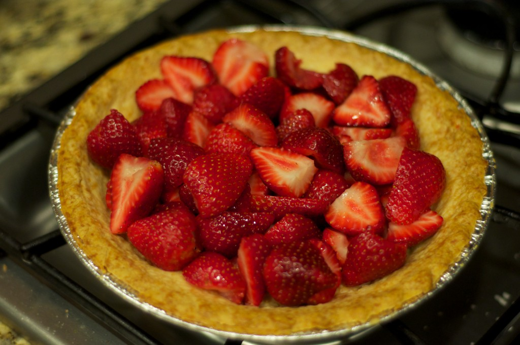 Strawberry Pie 7