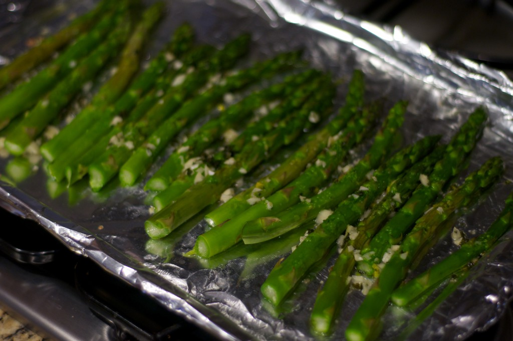 Asparagus Garlic 2