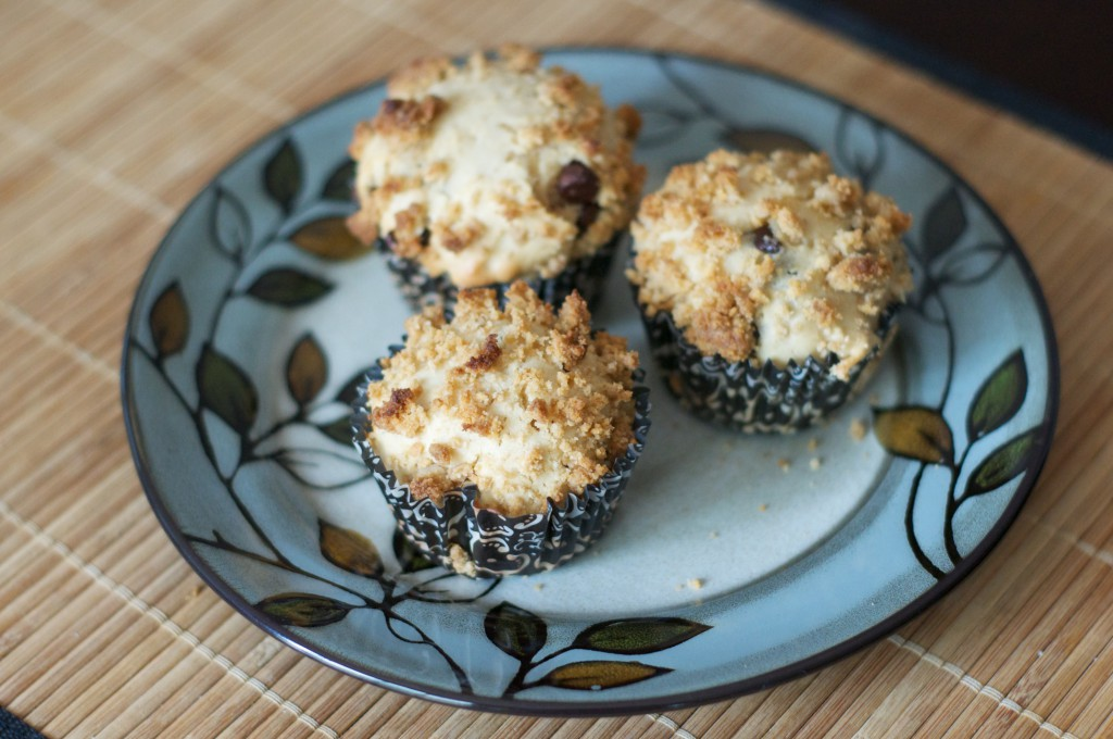 Graham Cracker Chocolate Chip Muffins 3