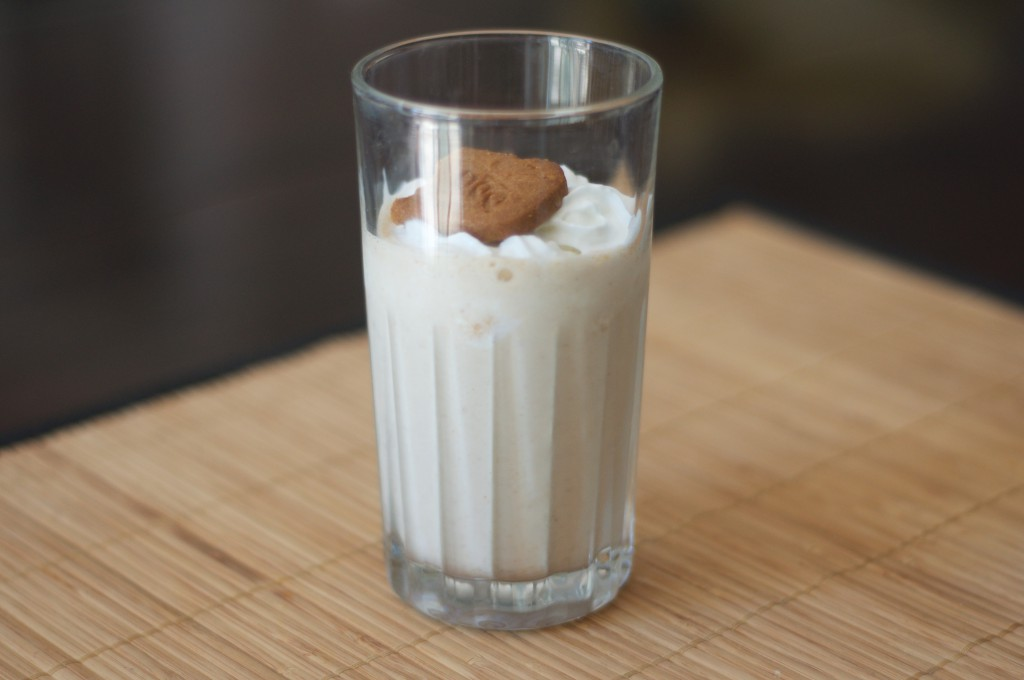Biscoff Milkshake 2