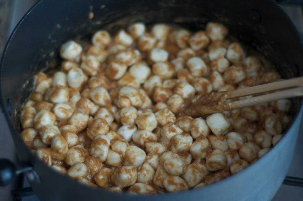 Cookie Rice Krispy Treats 1