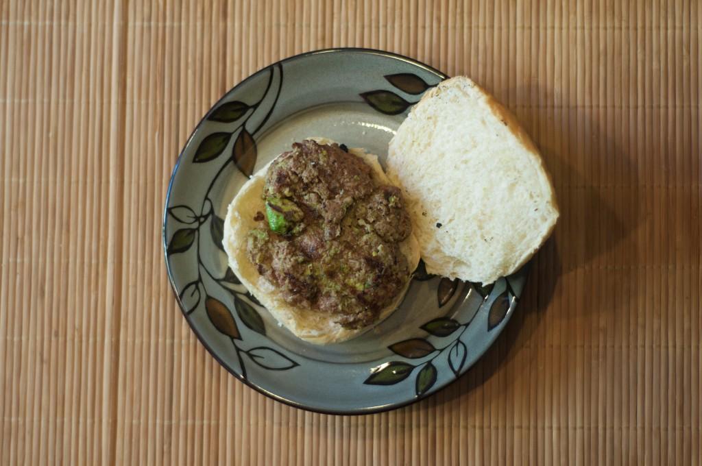 Avocado Beef Burgers 3