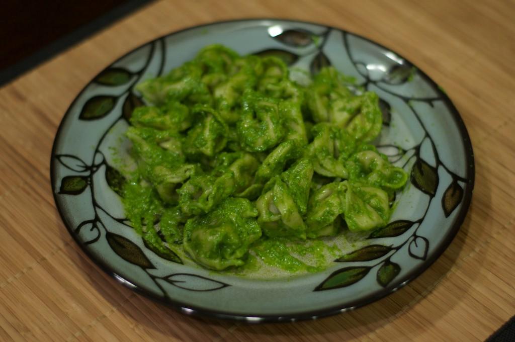Pesto Sauce 3