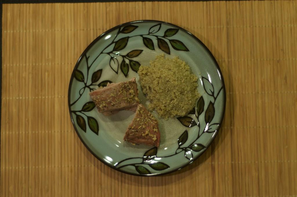 Roast Pork Loin with Rosemary and Garlic 4