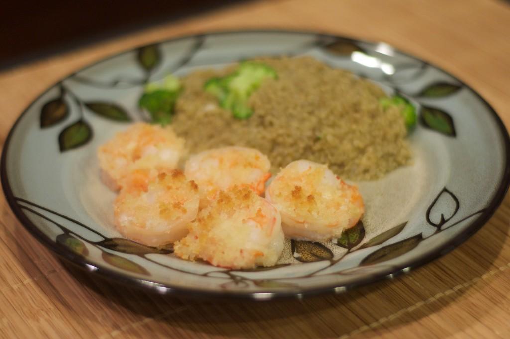 Baked Shrimp Scampi 2