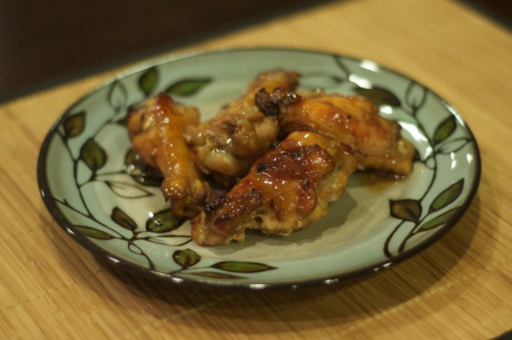 Korean Style Baked Wings 3