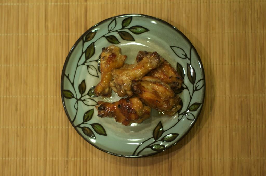 Korean Style Baked Wings 4