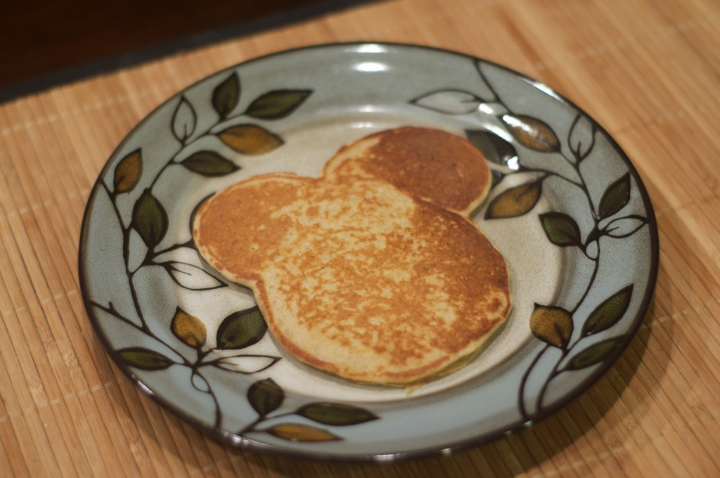Oatmeal Cottage Cheese Banana Pancakes 1