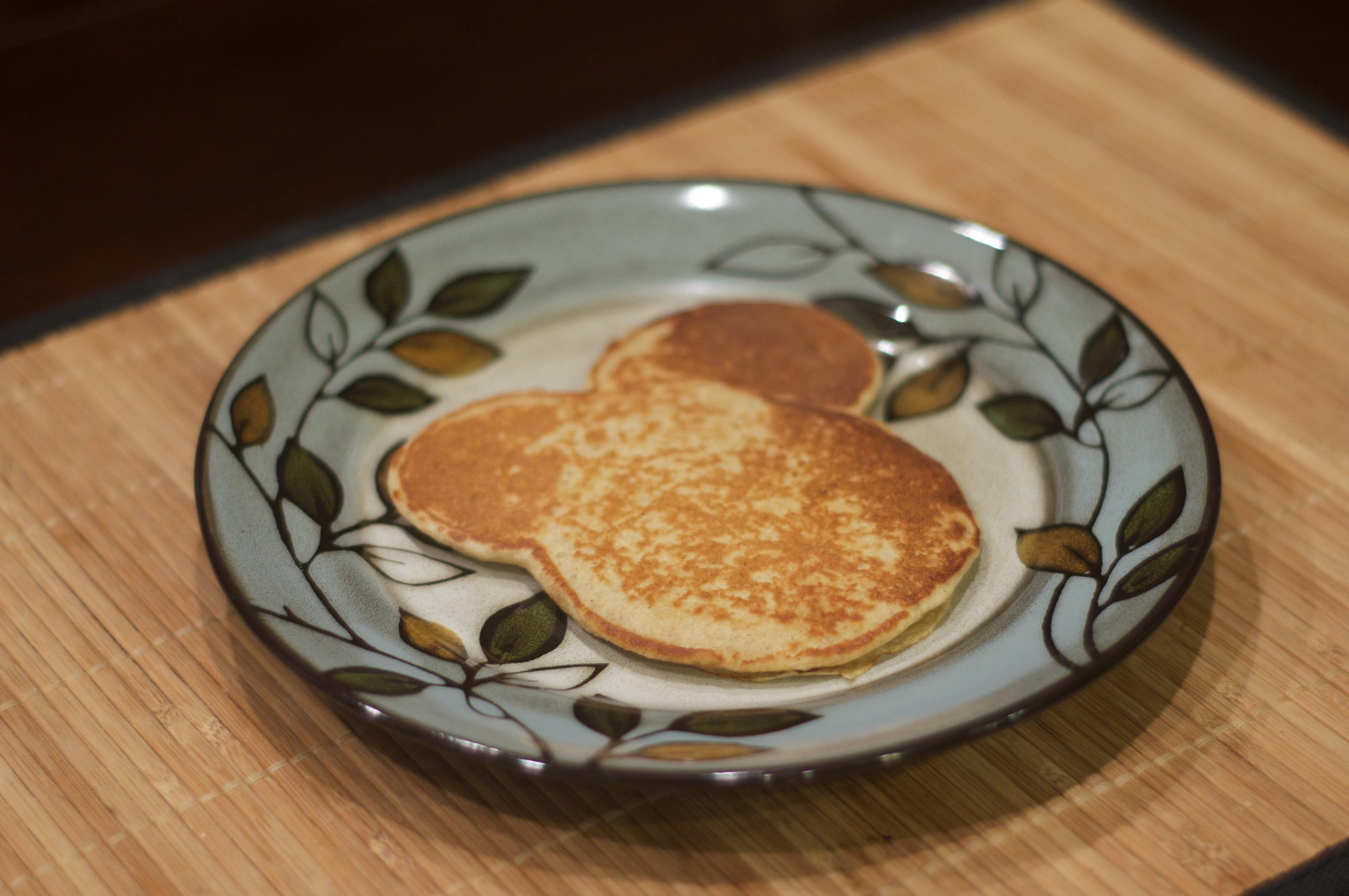 Peachy Oatmeal Cottage Cheese Banana Pancakes Interior Design Ideas Gentotryabchikinfo