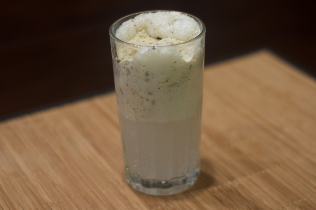 Ginger Ale Float 2