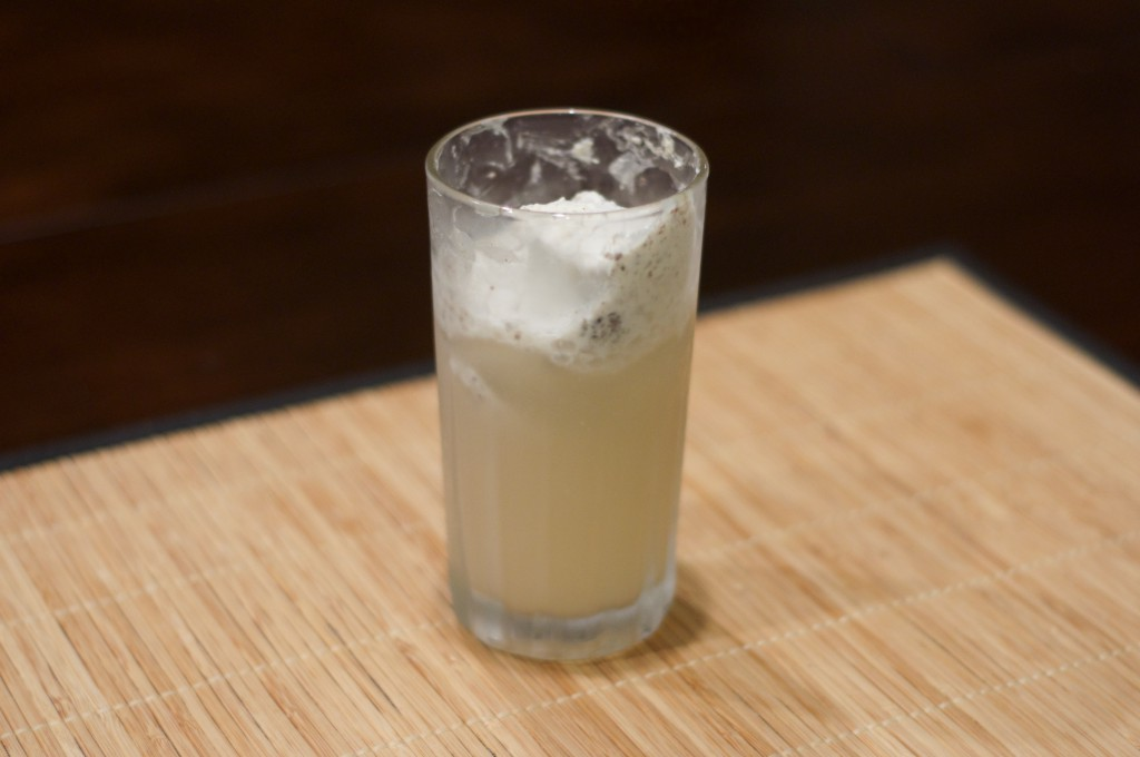 Gingerale Float 1