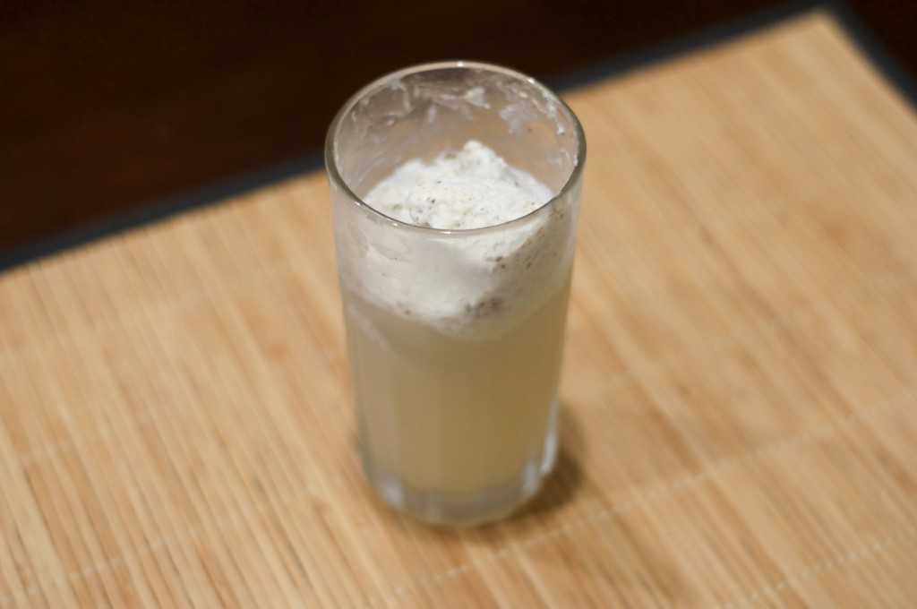 Gingerale Float 2