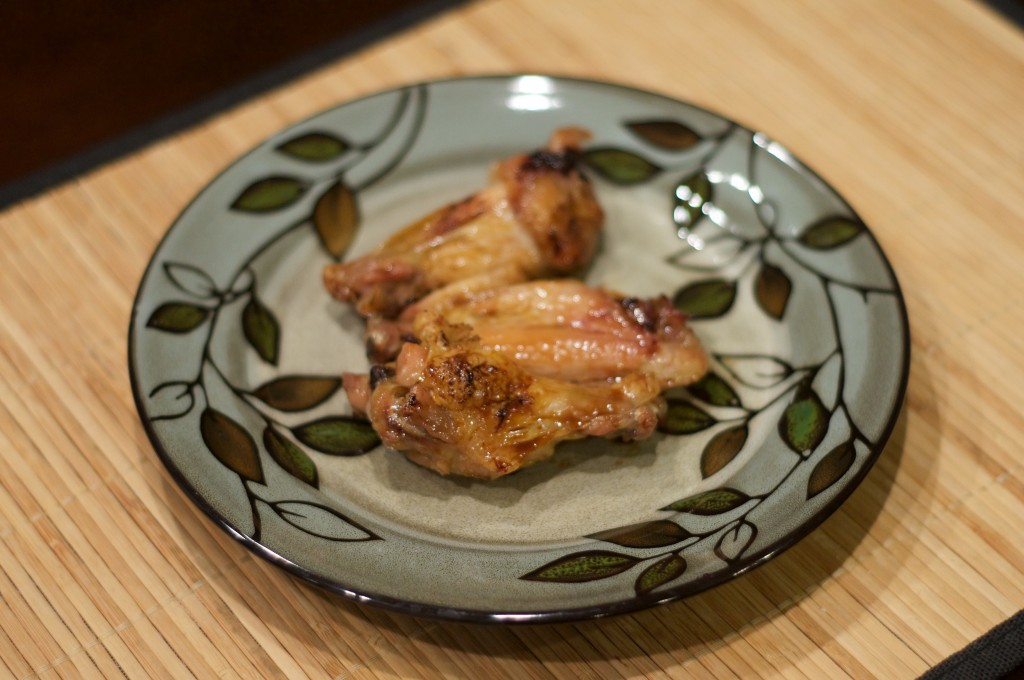 Teriyaki Chicken Wings 1