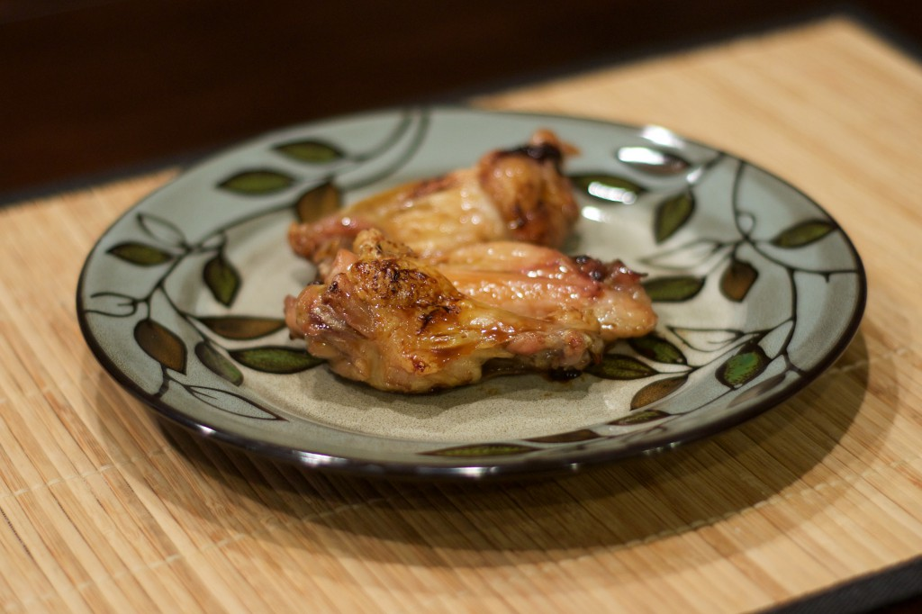 Teriyaki Chicken Wings 2