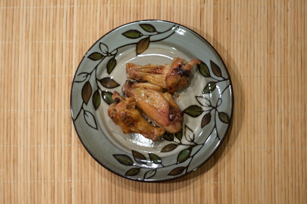 Teriyaki Chicken Wings 3